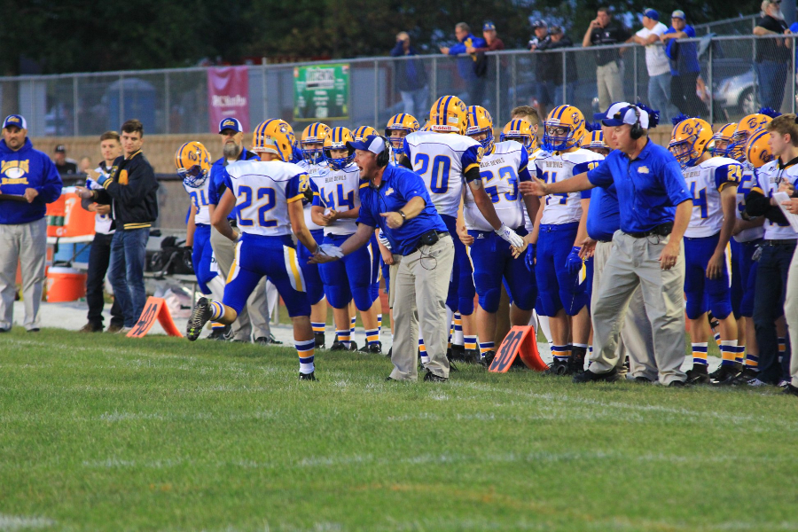 The Blue Devils Host West Branch On Friday