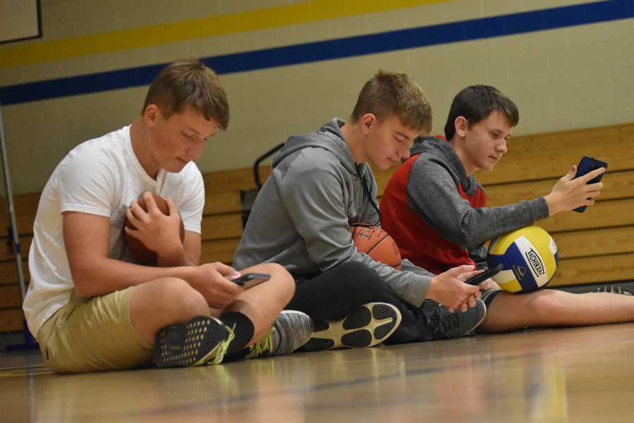 Coaches at B-A cite the ready availability of distractions like video games as one reason for the decline in high school sports participation