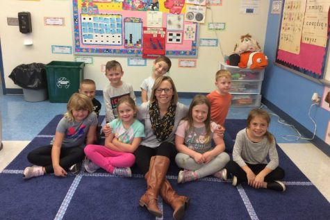 FEATURE TEACHER: Mrs. Frank is an all-star sports mom