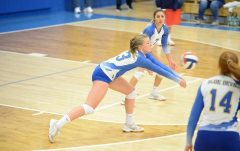 Lady Blue Devils advance in playoffs