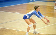 Volleyball team falls in quarterfinals