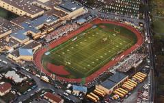 John R. Hayes Field At Memorial Stadium