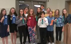 B-A speakers take first at meet