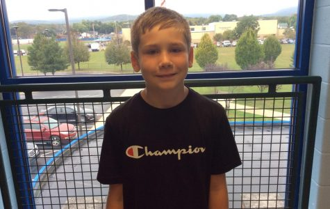 Terrific Third Grader: Mason McCloskey