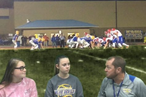 FORGOTTEN BELLWOOD: The football locker room