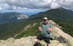 B-A grad Cory Kerns took a life-changing when he hiked the Appalachian Trail.