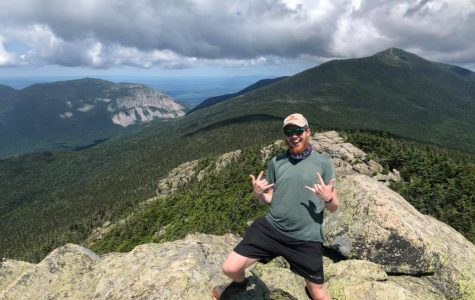 FEATURED ALUMNI: Cory Kerns hikes the Appalachian Trail