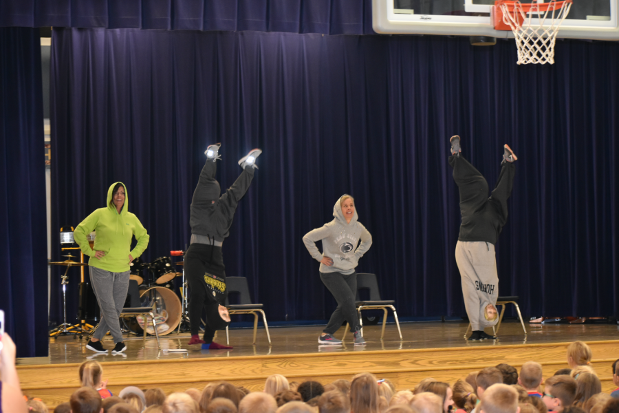 PHOTOSTORY: Myers Talent Show