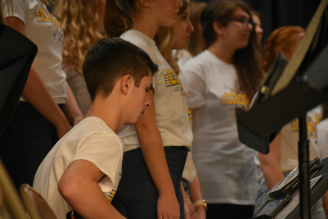 PHOTOSTORY: Veterans Day Assembly