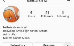 BA art goes on Instagram