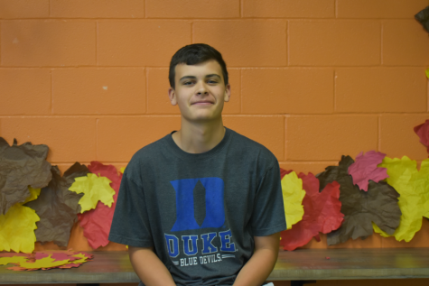 Jake Bollinger is this weeks Spotlight on Staff.