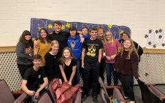 12 singers head to county chorus