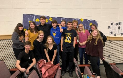 12 singers head to county chorus