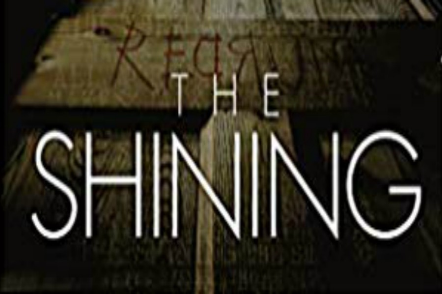 Booklight: The Shining