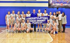 Coach Swaney grabs historic 500th win