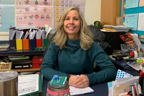 Mrs. Dionis began teaching at B-A as a substitute in 1989.