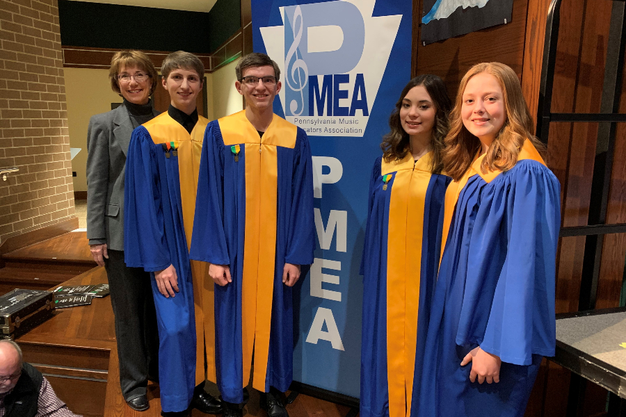Bellwood-Antis district chorus singers advance to regionals