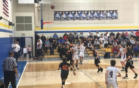 The Bleacher Report: Jr. High Boys' Basketball