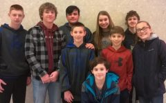 Scholastic Scrimmage Team Wins First Meet