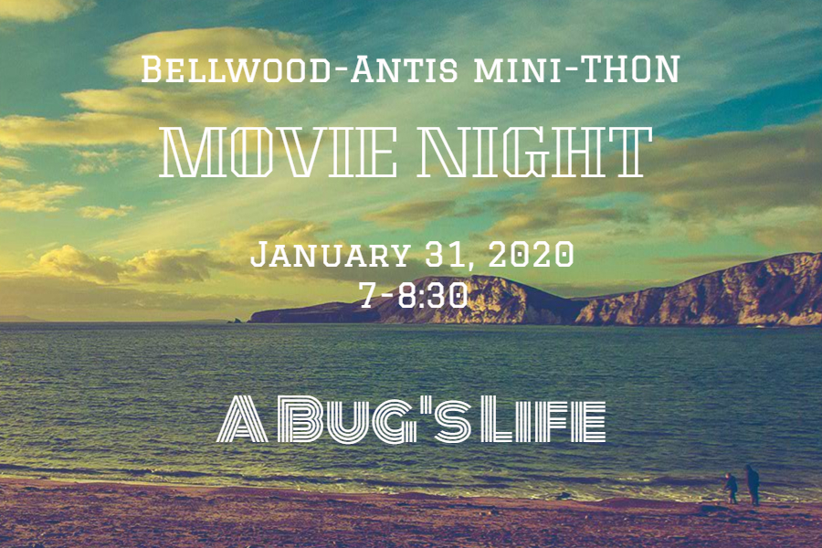 BA mini-THON will be hosting movie night tonight at 7 P.M.