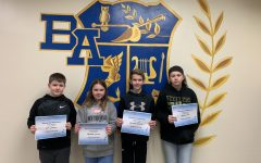 BAMS Students of the Week Named