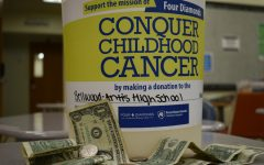 Bellwood-Antis mini-THON is raising money to help childhood cancer.