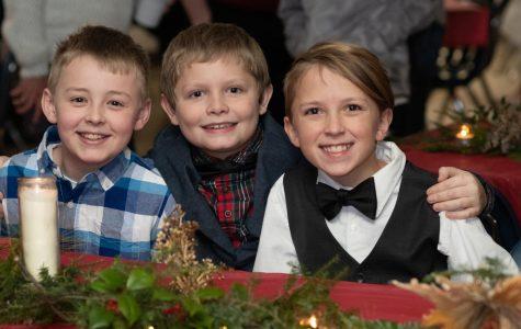BAMS Christmas Dinner Held