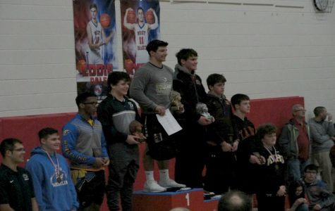 Three wrestlers place at Ultimate Warrior tournament.