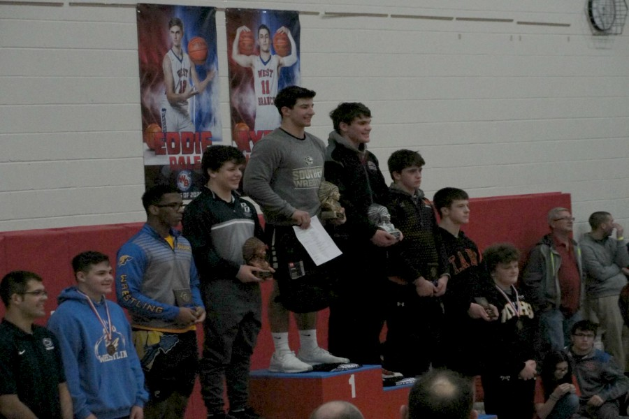 Dom Caracciolo placed 7th at the Ultimate Warrior Tournament.