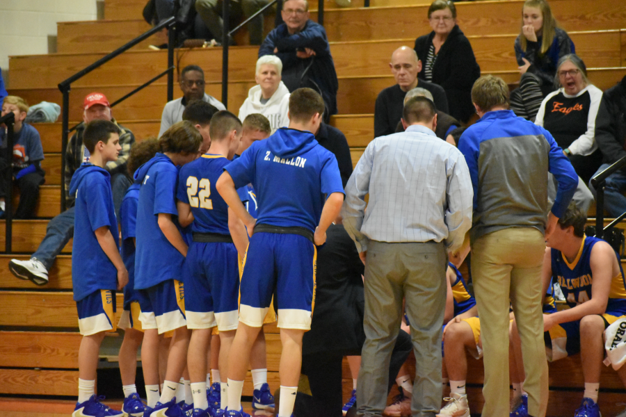 Blue Devils Suffer Loss On The Road