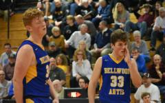 Zach Miller and Troy Walker helped boost the Blue Devils past JV
