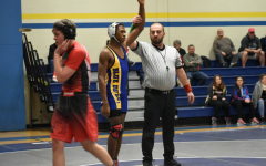 Wrestling team keeps rolling