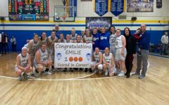 Leidig Completes Milestone As Lady Blue Devils Blow Past Williamsburg