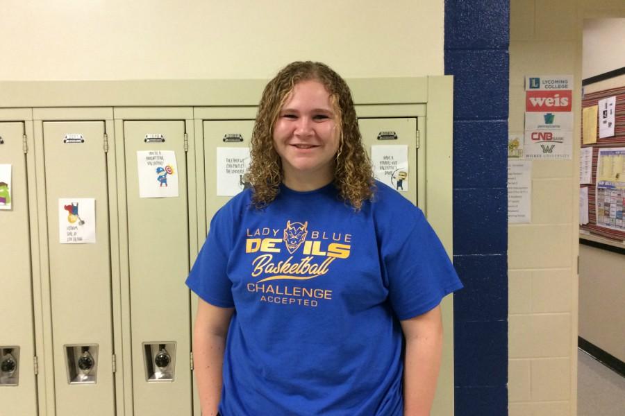 Super Senior: Olivia Musselman
