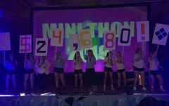 mini-THON organizers are using Donor Drive to help meet this year's goal of $25,000 for the Four Diamonds.