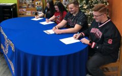 Four  more athletes commit