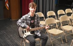 Cole Cherry is earning recognition for his skills on the guitar.