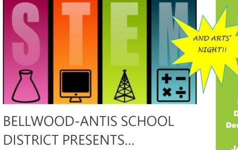 STEM night coming in April
