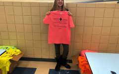 Receiving a mini-THON t-shirt has become as big a tradition at B-A as the mini-THON itself.