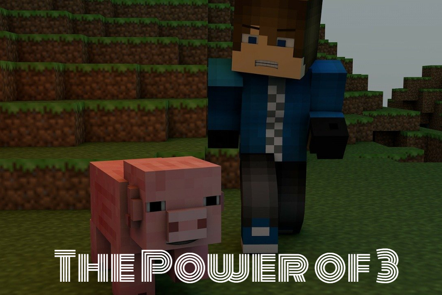THE POWER OF THREE: Survival video games