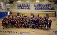 More than 250 students attended mini-THON last Friday, helping generate more than $43,000.