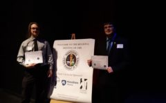 Pair of Bellwood seniors win 1st place at regional PJAS