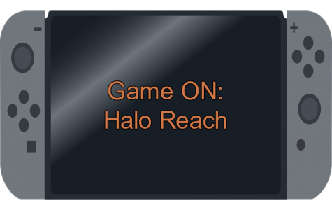 Game ON: Halo Reach