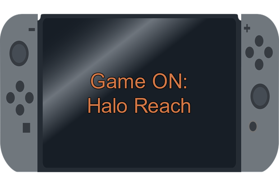 Game+ON%3A+Halo+Reach