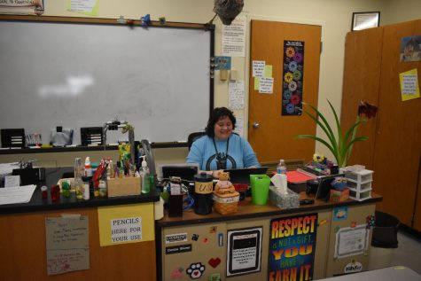 Ms. Shimel has been teaching at B-A since 2008.