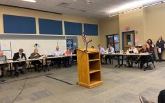 Parents look for answers at heated board meeting