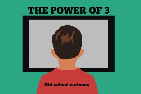 THE POWER OF THREE: Classic Cartoons