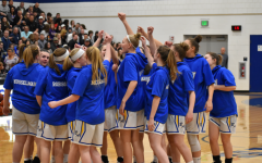 The Lady Blue Devils continued their drive for a third state title with a win over Laurel in the PIAA playoffs.