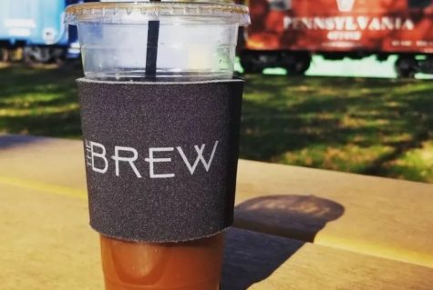 The Brew in Tyrone is a favorite among local coffee drinkers, and it has been affected by the COVID-19 shutdown, but it is still serving coffee to its loyal customers.