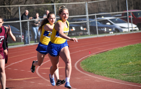 Along with the girls basketball team, which was in the midst of another PIAA title run, spring sports athletes, like Jamyson Focht, had their seasons cancelled by the PIAA due to the coronavirus pandemic.
